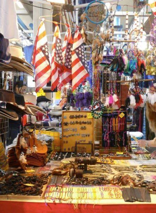 western shopping